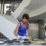 Lotte Landsheer experimenteertafel
