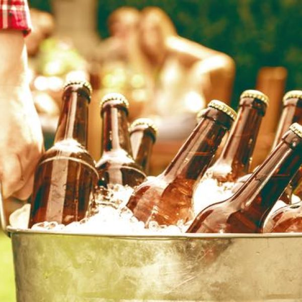 De fictie van bier, gevoed door muziek