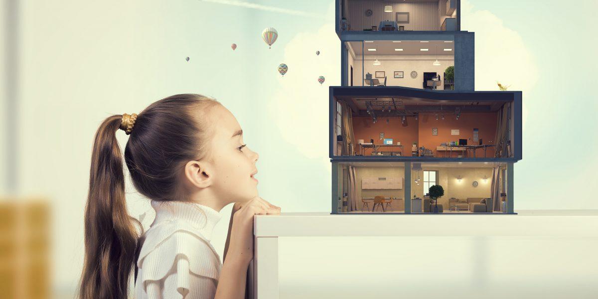 Kinderworkshop architectuur Design Museum Den Bosch