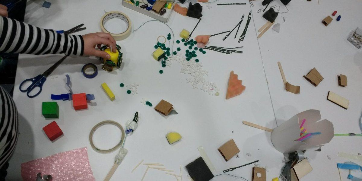 Workshop met Thijs Wolzak