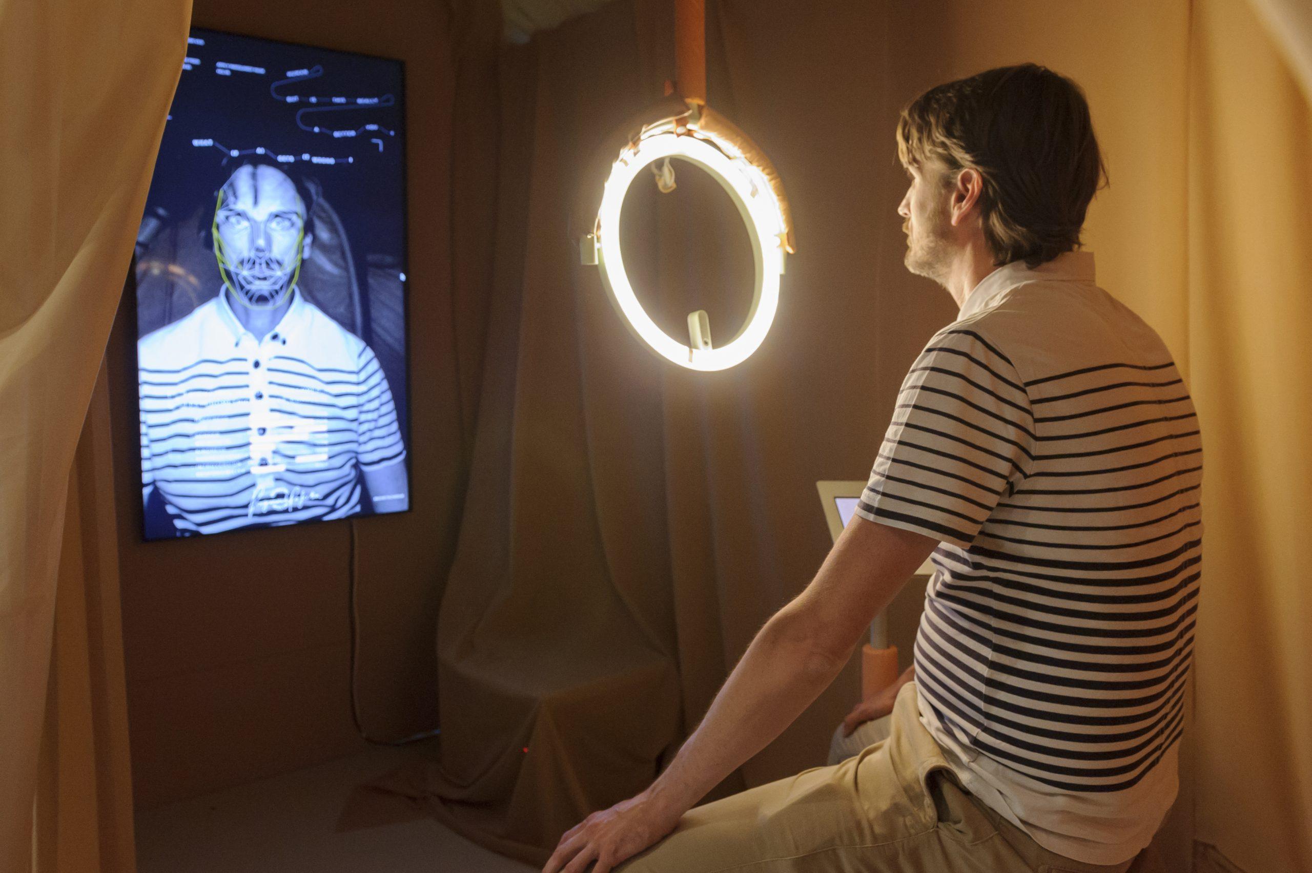 BodyDrift - Anatomies of the Future. Foto door Ben Nienhuis (3)