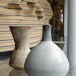 Objecten uit de tentoonstelling Keramiek in quarantaine - foto Ben Nienhuis