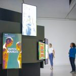 De Poster is Dood in Design Museum Den Bosch. foto door Chantal Lenting