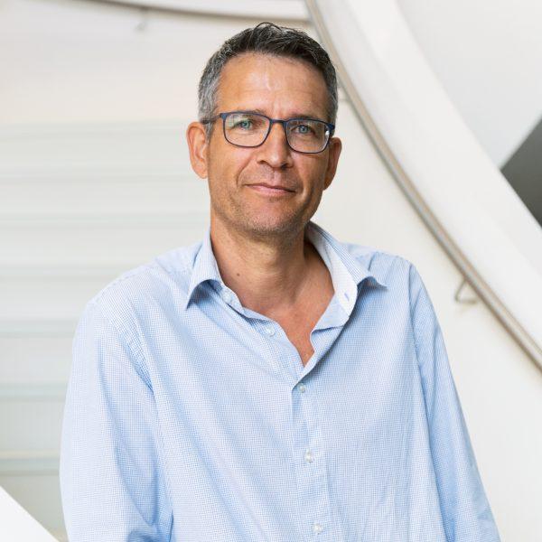 Portret Oscar Jansen