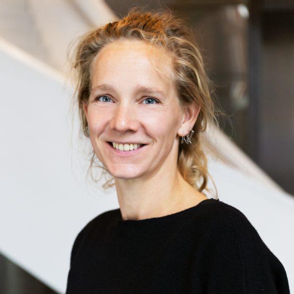 Portret Marjolein van Bokhoven