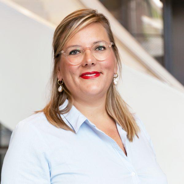Portret Elsbeth Huber