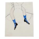 Meret Oppenheim, (zonder titel, ontwerptekening voor sieraad) 1936. Collectie Design Museum Den Bosch-min